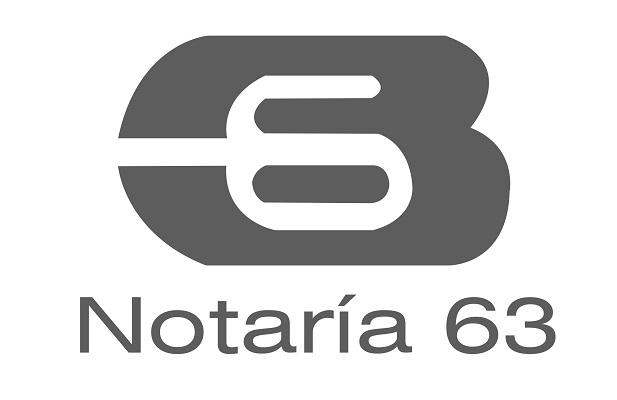 Notaria63 Logo